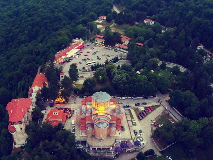 Monasterio de Panagia Soumela