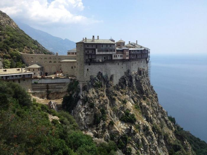 阿索斯山(Mount Athos)