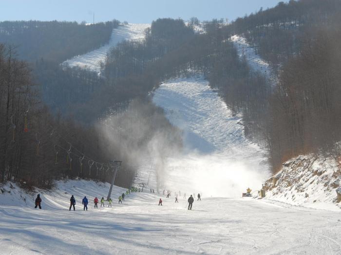 Skigebiet 3-5 Pigadia