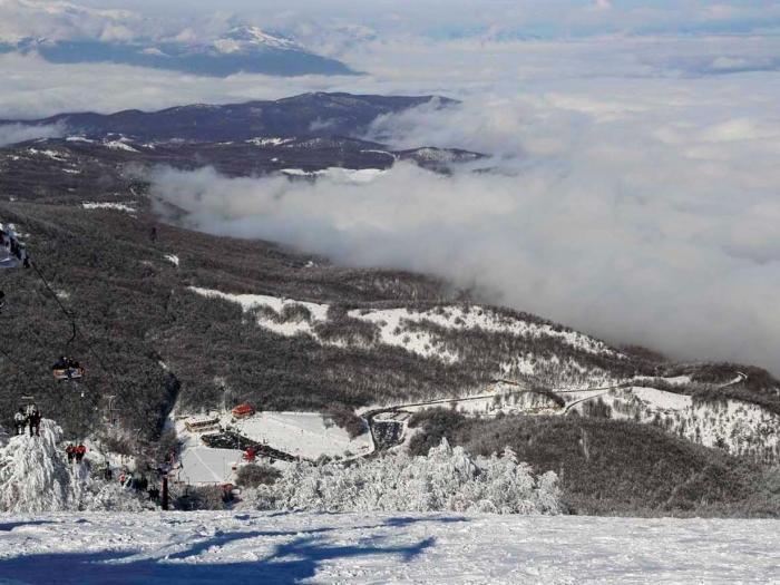 Skigebiet Seli