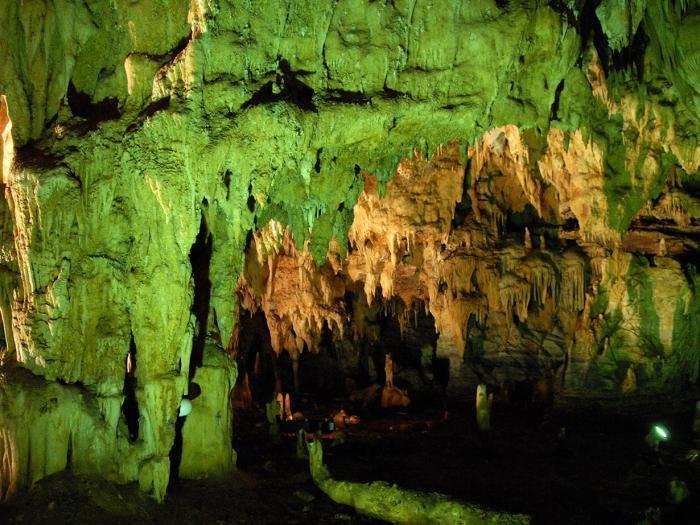 Grotta di Alistrati